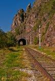 Alte Eisenbahn Lizenzfreie Stockbilder