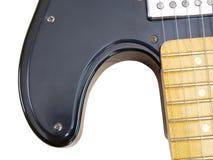 Alte elektrische Gitarre Stockfotografie
