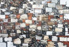 Alte englische Wand der Tradition Lizenzfreie Stockfotografie