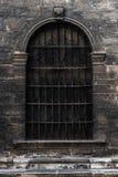 Alte enorme österreichische Türen von Jahrhundert 19 Lizenzfreies Stockfoto