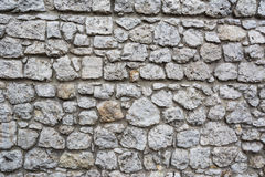 Alte entsteinte Wand Lizenzfreies Stockfoto