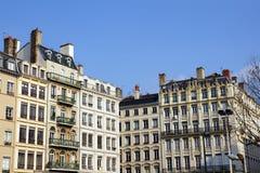 Alte europäische Gebäude Lizenzfreies Stockfoto
