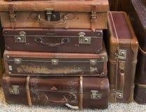 Alte Fälle Lizenzfreie Stockbilder
