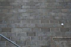 Alte Fabrikziegelsteinnahaufnahme Stockbilder