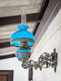Alte Falllampe Lizenzfreies Stockfoto