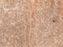 Alte Farbe auf dem Bodenmetall korrodierte Beschaffenheit Stockfotografie