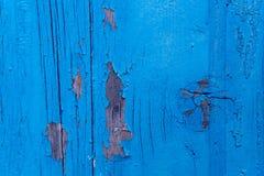 Alte Farbe geknackt Lizenzfreie Stockfotografie