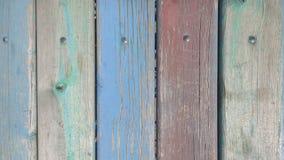 Alte Farbhölzerne Plankenbeschaffenheit Lichtstrahlen schließen oben batten lizenzfreies stockbild