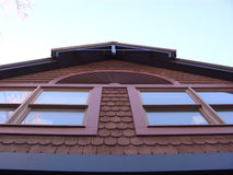 Alte Fassade stockfotografie