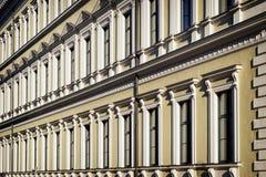 Alte Fassade Lizenzfreie Stockfotos