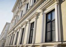 Alte Fassade Lizenzfreie Stockfotografie