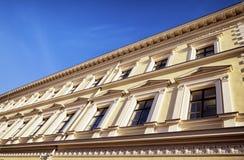 Alte Fassade Stockfotos
