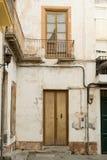 Alte Fassade Lizenzfreies Stockbild
