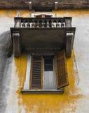 Alte Fassade Stockbilder