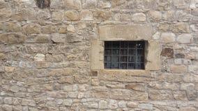 Alte Fassaden und konserviert durch den Durchgang der Jahre lizenzfreie stockbilder