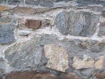 Alte Felsen-Wand Lizenzfreie Stockfotografie