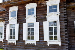 Alte Fenster Lizenzfreie Stockbilder