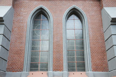 Alte Fenster Lizenzfreie Stockfotos