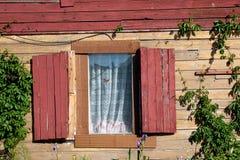 Alte Fenster Lizenzfreie Stockfotografie