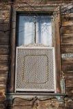 Alte Fenster Architektur von Istanbul-Ruinen Lizenzfreie Stockbilder
