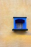 Alte Fenster in Frankreich Lizenzfreies Stockfoto