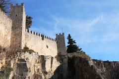 Alte Festung lizenzfreie stockfotografie