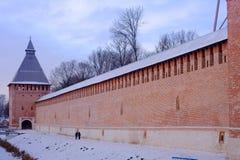 Alte Festung Stockfoto