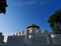 alte Festung Bangkok stockbild