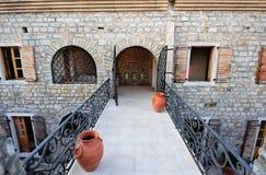 Alte Festung der Budva Stadt lizenzfreie stockfotografie