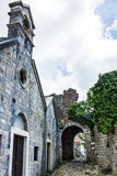 Alte Festung der Stange, Montenegro Stockfotos