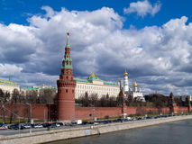 Alte Festung Kremlin, Moskau Lizenzfreie Stockfotos