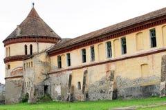 Alte Festung von Ineu stockbild