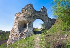 Alte Festungsruinen Lizenzfreie Stockfotografie