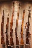Alte Feuerwaffen von Nazi Germany während des zweiten Weltkriegs stockfotografie
