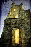 Alte Film-Schloss-Leuchten stockfoto