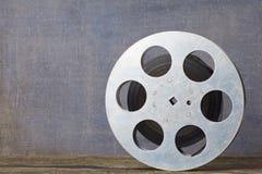 Alte Filmbildfilmrolle Stockfoto