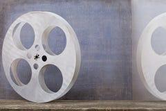 Alte Filmbildfilmrolle Lizenzfreies Stockfoto