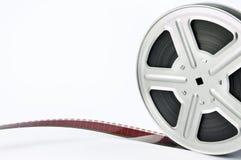 Alte Filmbildfilmrolle Lizenzfreie Stockfotos