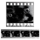 Alte Filme. stock abbildung