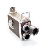 Alte Filmkamera Stockfoto