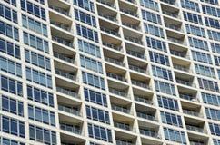 Alte finestre di aumento Fotografie Stock
