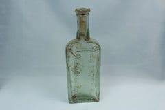 Alte Flasche lizenzfreies stockfoto