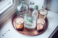 Alte Flaschen Lizenzfreie Stockfotos