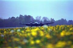 Alte Flugzeuge lizenzfreies stockbild