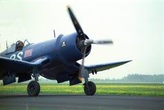 Alte Flugzeuge stockfoto