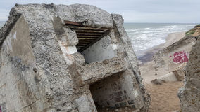 Alte Forts im liepaja, Lettland Lizenzfreie Stockfotos