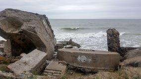 Alte Forts im liepaja, Lettland Lizenzfreies Stockfoto