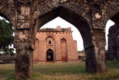 Alte Forts von Indien Stockfoto