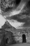 Alte Forts von Indien Lizenzfreie Stockfotografie