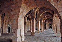 Alte Forts von Indien Stockbild